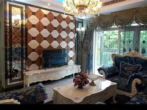 鸥鹏凤凰国际新城4室2厅2卫精装修带家具家电紧邻湿地公园
