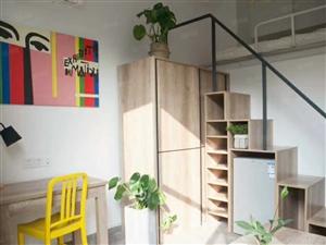 近凤凰茶城附近精装修低调奢华有内涵的青年公寓
