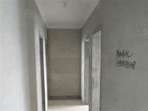 富园新城电梯洋房3居室毛坯房,地上储藏室21平方,送车位。