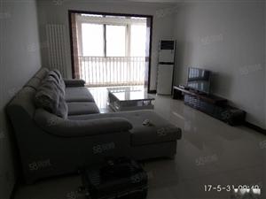 出租航海东路亚太花园大两房两厅中的装修家具家电齐全2300一