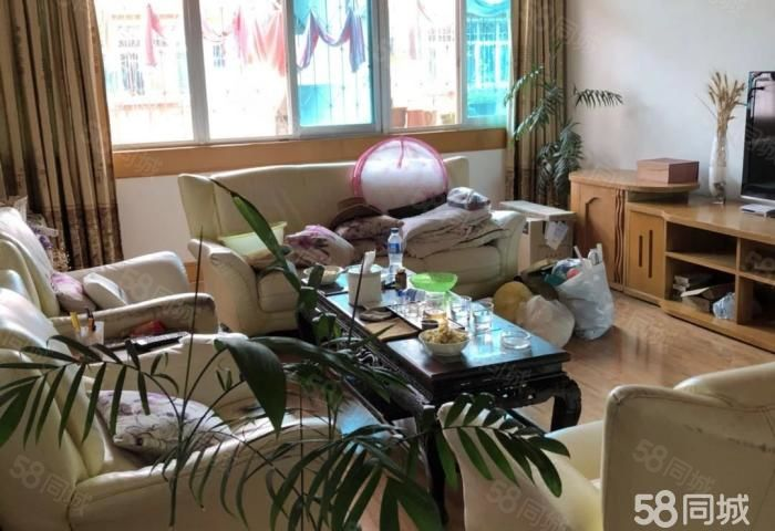 缅桂路3号2500的白菜单价116平简单装修带家具家电出售