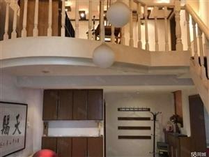 建东街中段左邻右舍loft复试楼2室精装壁挂朝西有证可按