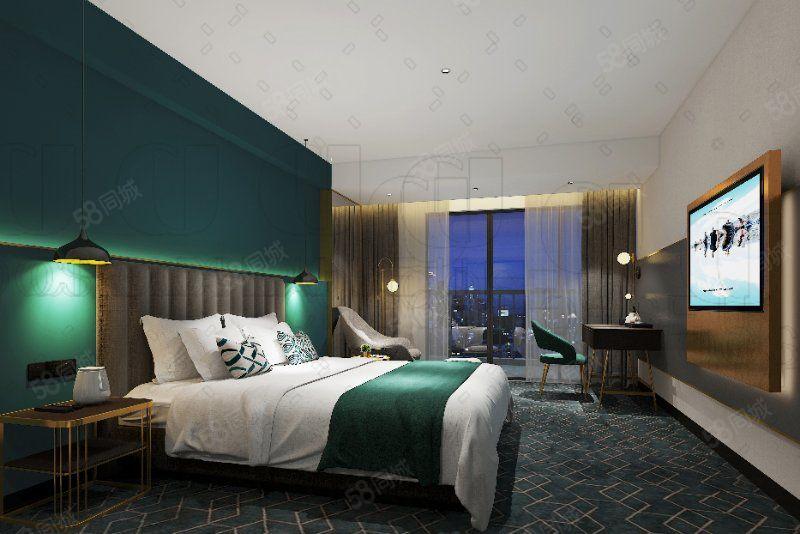 27万产权式酒店单身公寓,5年租金一次返,10年回本,无中介