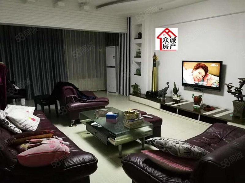 长泰�w县中心地段小区三房出售