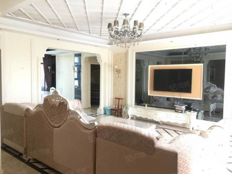 裕鸿世界港丽宫精装三室环境优美娴静典雅交通便利水榭花园