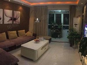 盛世花园,120平3室2厅,精装修,送家具家电,临近新一中