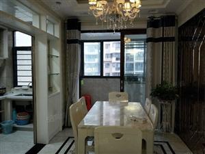 世纪新城简欧风格全屋中央空调拎包入住随时看房哦