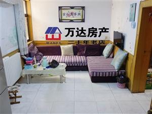 万达广场南清泉小区3楼2室暖气车位家具家电拎包即住