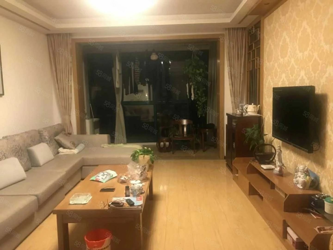 丽景滨江江景房翠堤湾精装两房读书非常方便精2室