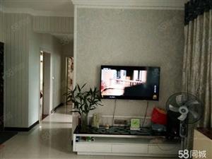 泸县花园干道旁2室2厅1卫85平方精装好房出租!