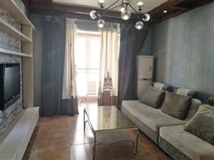 锦绣家园欧式装修+干净温馨一室一厅真实图片