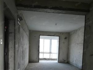 世纪城90平米两室毛坯南北通透户型方正