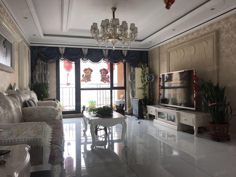 富都花园186平4室2厅2卫婚房豪华装修拎包住无大税