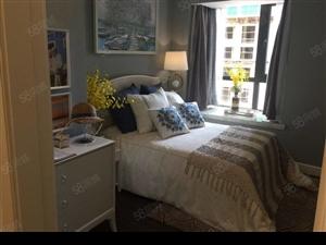 麓湖国际2室2厅纯板式洋房学位房现房急售