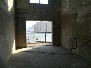 直降10万万达熙龙湾电梯室内复式有车位毛坯房任意装修