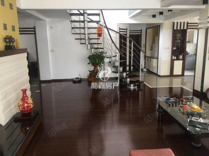 长兴城A区市中心地段精装复式楼154+90平方送大露台