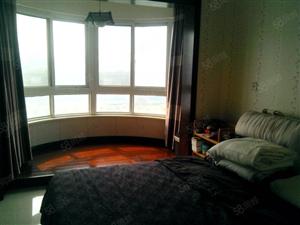 裕华广场230平方精装修复式楼出租可住可办公看房随时