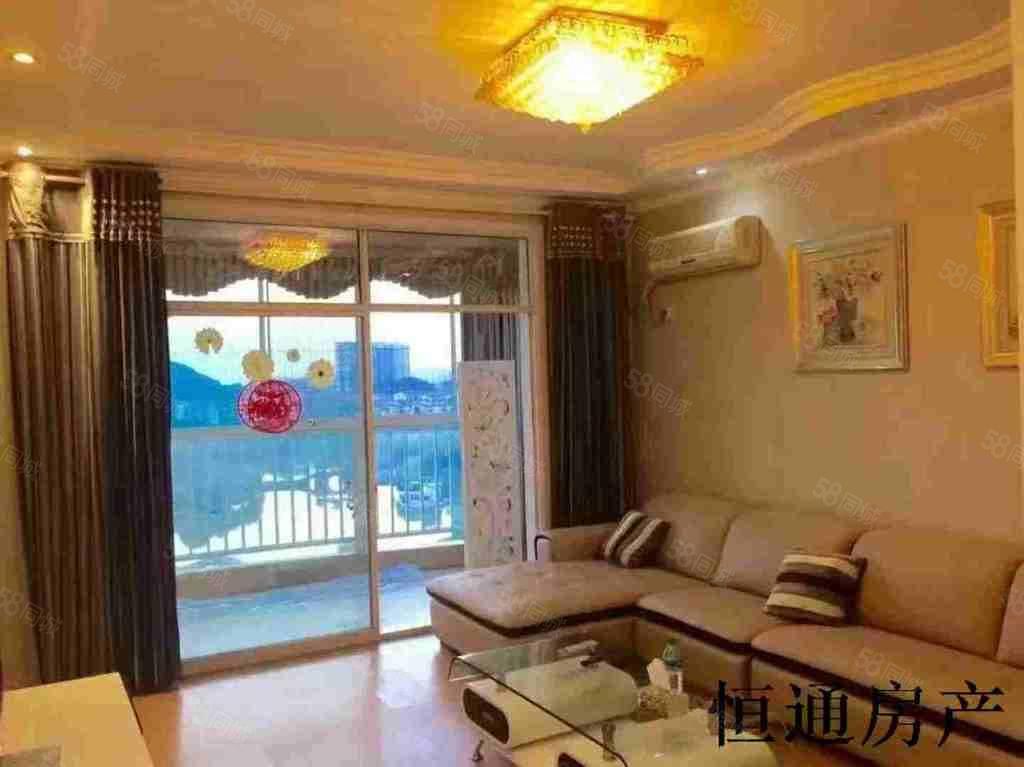 宜春中学为邻袁山公园为伴铂铭瀚精装2室2厅出租环境优美