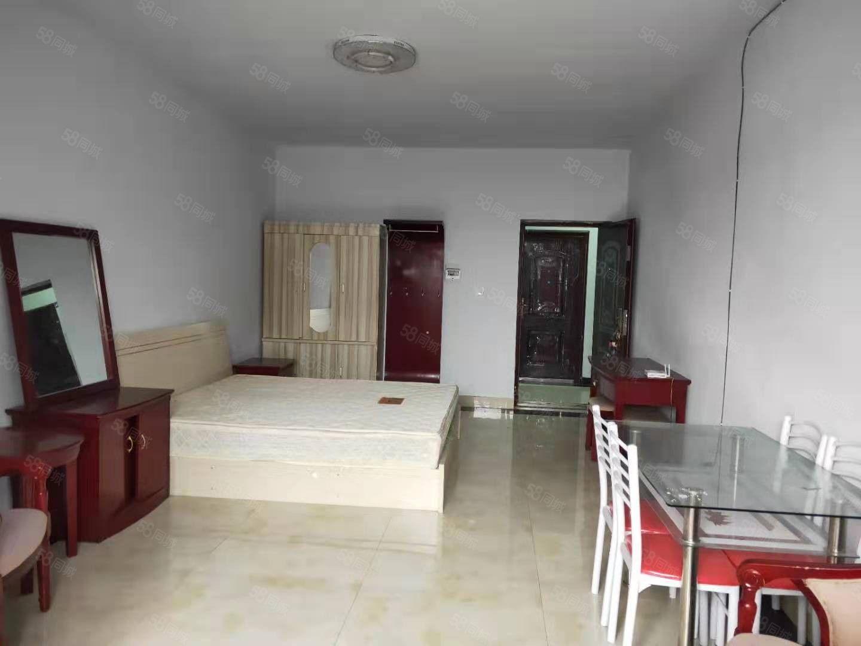 急租南门七中附近单身公寓出租支持半年付家具家电齐全