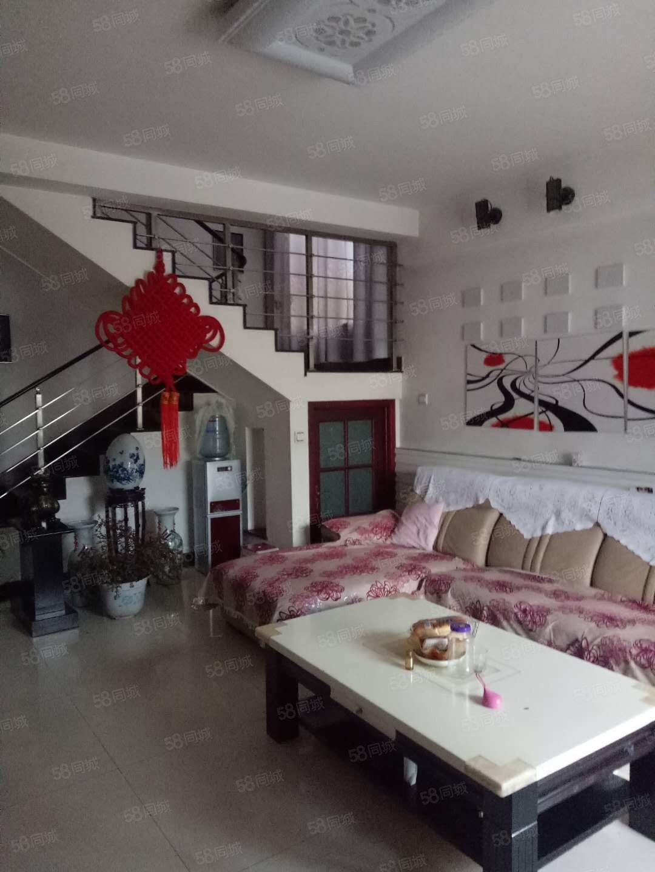 涉县龙华苑200平米精装修别墅出售拎包入住占地400平