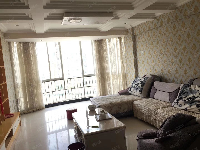 龙福3苑中层景观房复式楼13跃14毛坯价出售拎包入住