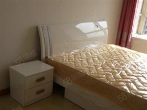 泰和家园2室2厅家具家电水电煤暖储藏室1200元
