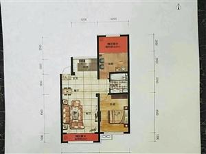 兴隆世家17楼,标户90平,能更名