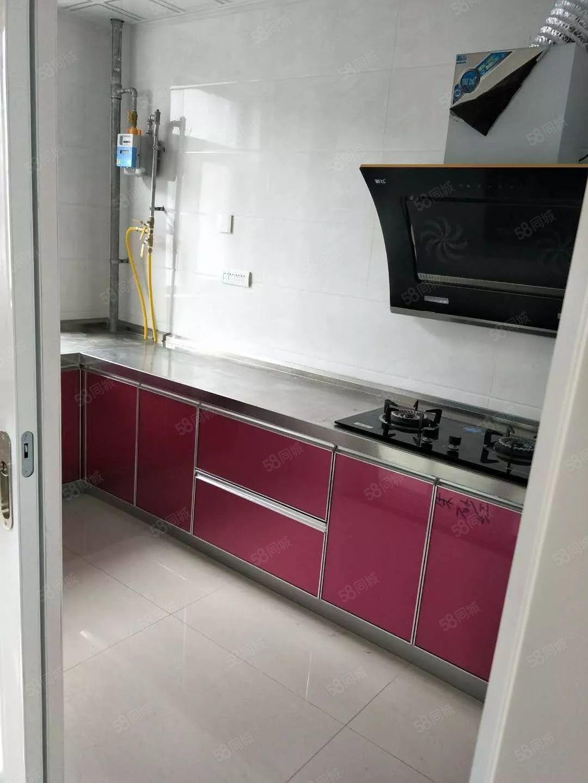 永威南樾三室两厅豪华装修家具家电齐全照片真实3室2