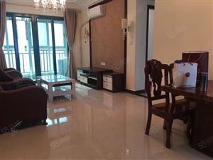 恒大城两室两厅精装家具家电齐全新房免物业费
