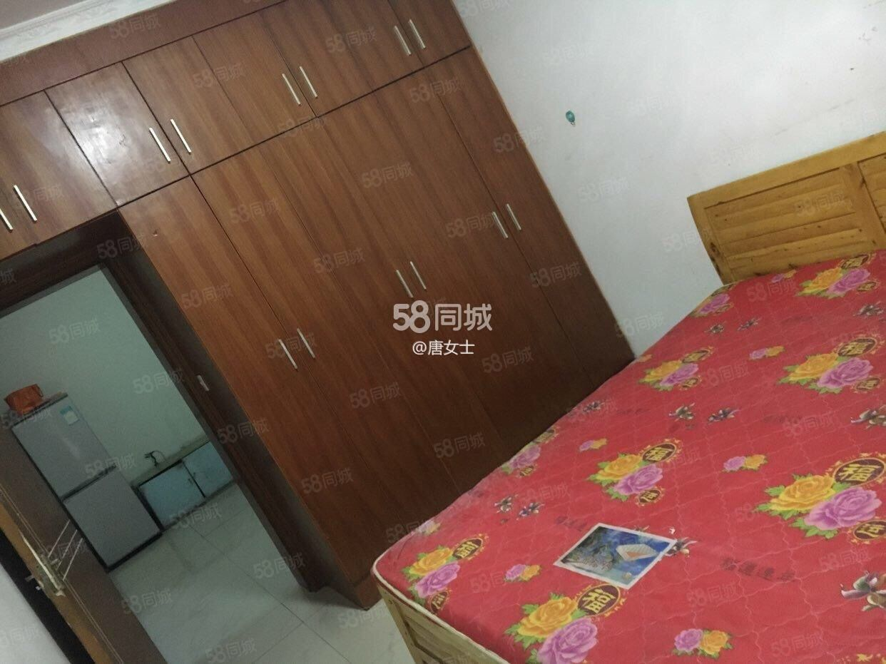 红十字医院宿舍,700一个月,拎包入住,干净整洁