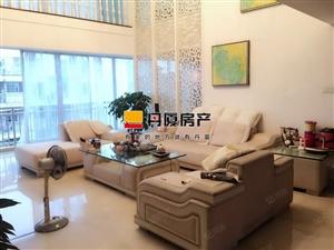 龙江明珠豪装楼中楼6房5卫带100平大露台包车位一代领秀