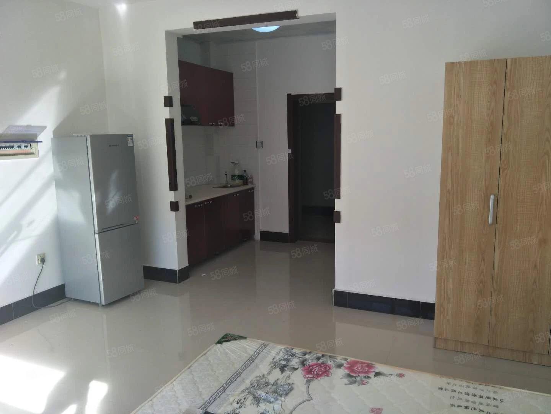世纪方舟公寓新装修未入住家具全新可年租可月租
