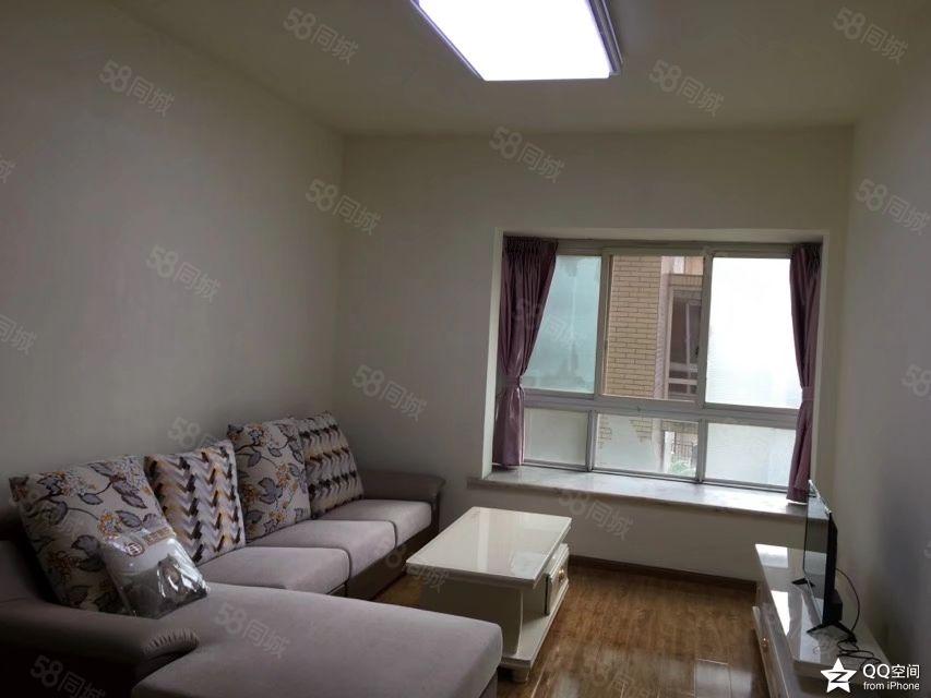 柳城�光,�梯5��76平套二,�P室�ш��_,全新家具,拎包入住
