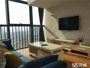 郑州东区地铁沿线郑东商业中心云朵公寓精装loft复式随时看房