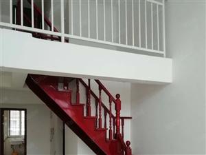 杨柳国际新城复式6室,空间开阔,简单装修,送40平车库