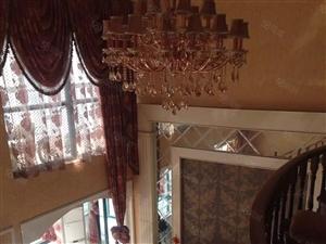 曼哈顿附近银基王朝顶楼带露台复式6房适合会所