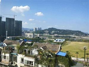 东区江景房6跃7带大露台港资的无法拎包入住速度