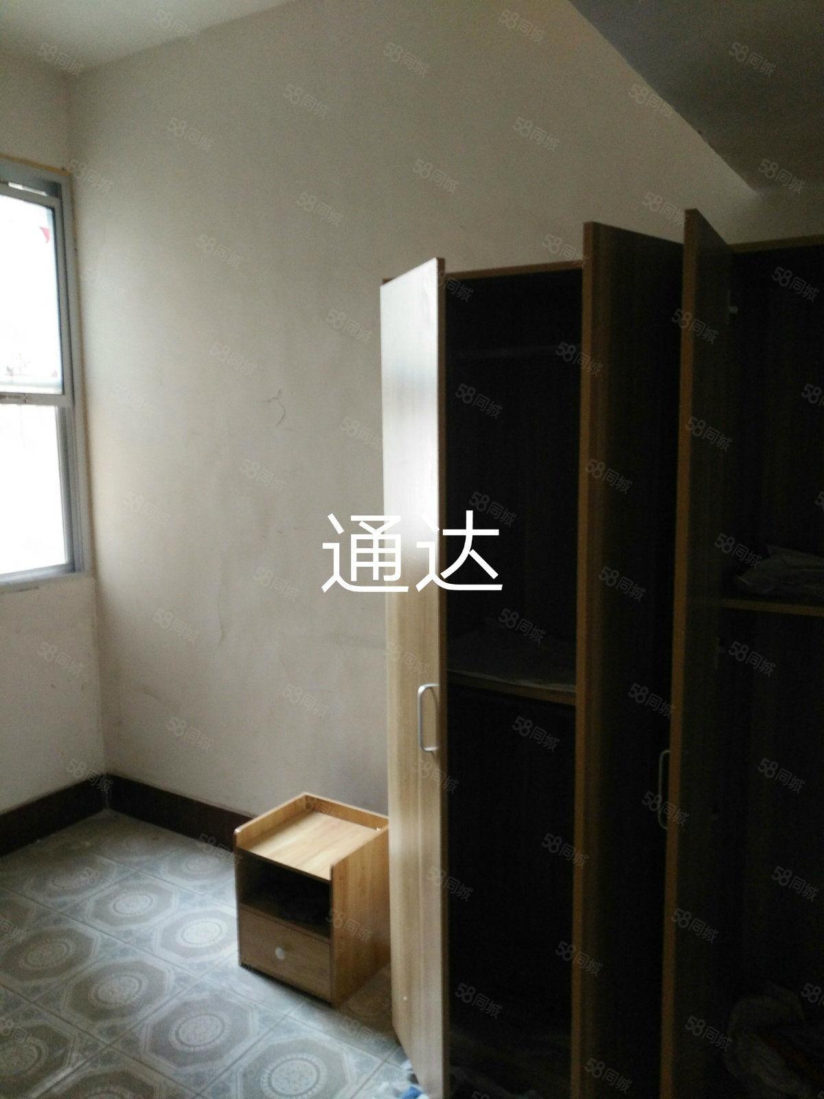 剧院附近套房2室1厅有空调热水器洗衣机床家具,66平米
