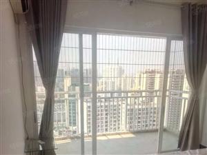 华厦新城富人小区2300元3室2厅2卫中装,环境幽静,