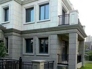悦珑庄独栋别墅送500平花园私家车库地下室