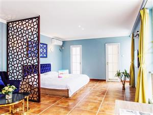 建业魔飞公寓商都路华丰一室一厅独卫精装修月付可短租