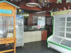 天鹅广场旁餐馆门面出租带东西可以直接经营