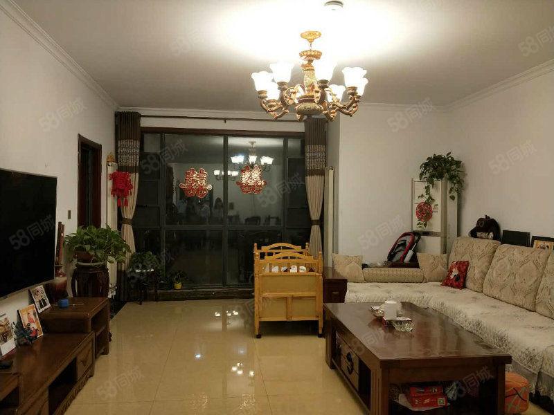 中央特区精装三房家具家电齐全拎包入住送入户花园
