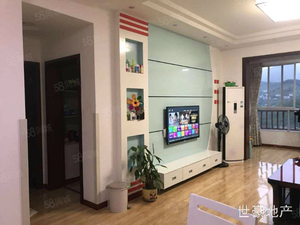 电梯高层、精装修、经典大两室可改三室