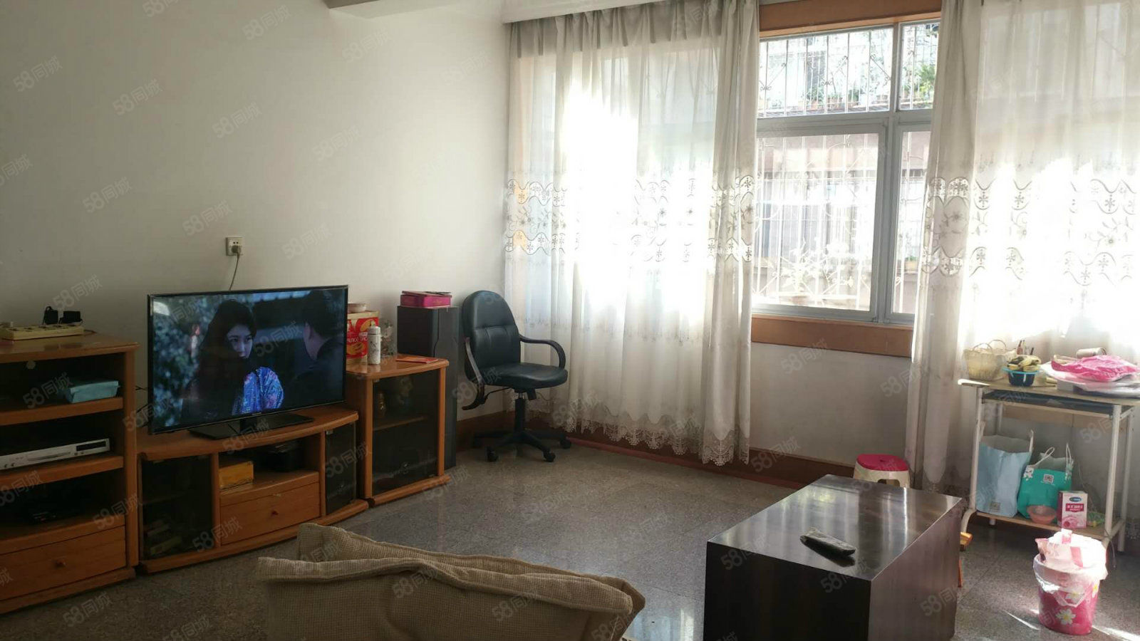 北苑疾控中心,136平米三室