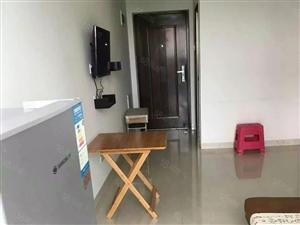 涌鑫哈佛精装单身公寓家具家电齐全拎包入住真实好房源