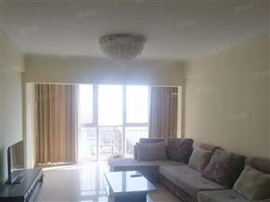 南湖边,急售瀛洲河畔3室115平精装48万电梯房17楼