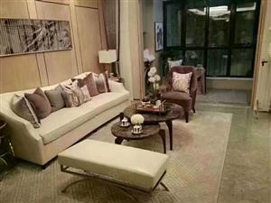 唐海县城明星住宅龙凤园南北通120三室两卫现房带装修