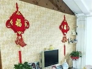 尚萱长江东路经十路中达天润苑装修三室两厅带30平楼顶露台