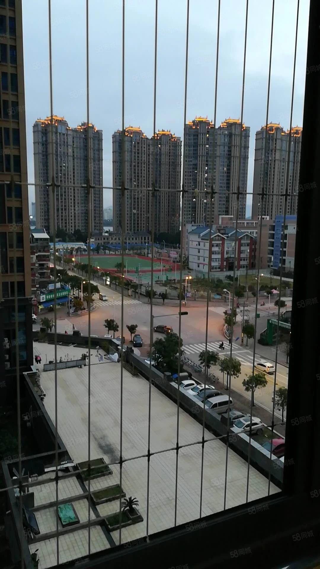 南岸公园社区华侨小学边美伦阳光园单身公寓1室1厅一卫
